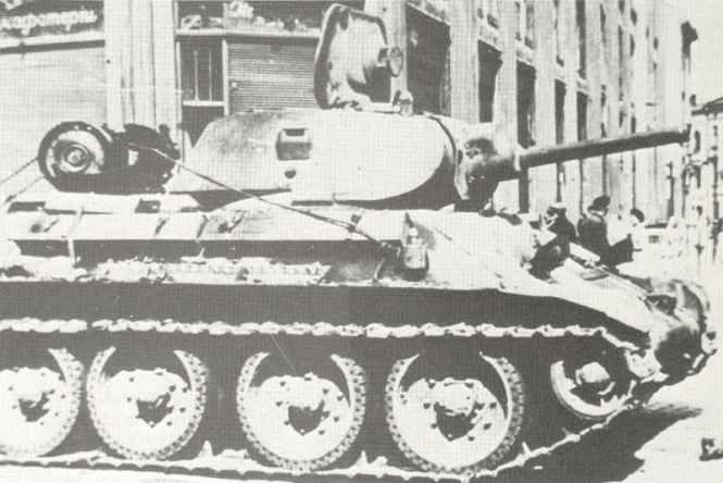 T-34 Modell 1940
