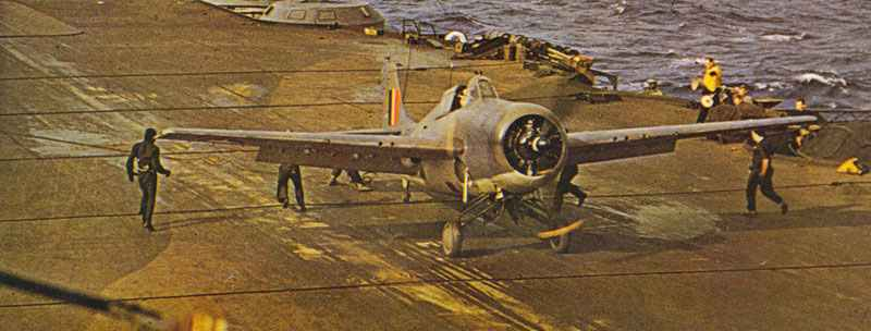 F4F Wildcat der Royal Navy