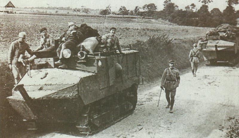 Schneider-Sturmpanzer