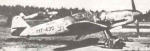 Finnische Bf 109 G-6