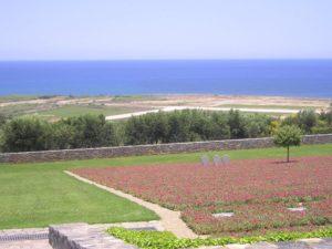 deutsche Soldatenfriedhof auf Kreta