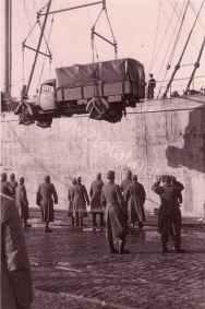Verschiffung nach Norwegen