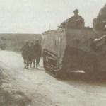 Saint-Chamond Panzer