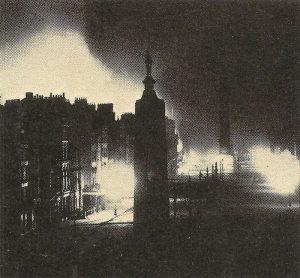 Dublin brennt