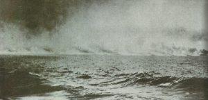Skagerrak-Schlacht 16 Uhr