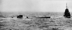 U110 und HMS Bulldog