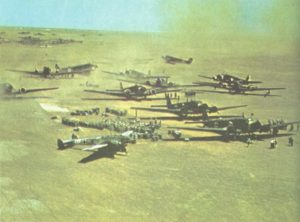 Ju 52 Nachschub Afrikakorps