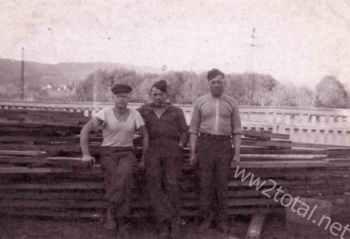Kriegsgefangene und Dienstreisen