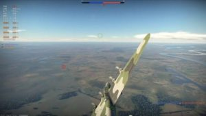 Anflug Basis War Thunder