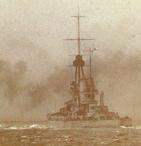 Schlachtschiff der Bayern-Klasse