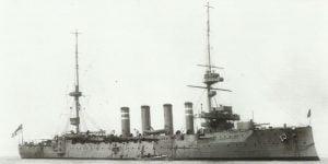 Panzerkreuzer 'HMS Hampshire'