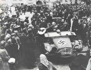 Deutsche Truppen Befreier