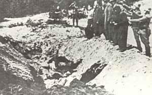 Erschiessung von Juden
