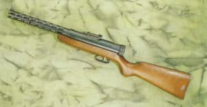 Maschinenpistole Modell 1934/38
