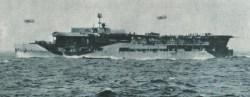 Träger HMS 'Furious'.