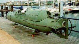 Klein-U-Boot 'Maiale'
