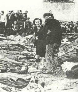 Jüdische Opfer der Einsatzgruppe C in Lemberg