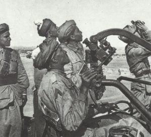 Libysche Flaktruppen