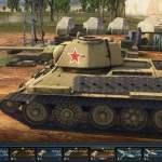 Macht des T-34 in War Thunder