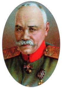 General Alexeyev, russischer Generalstabschef