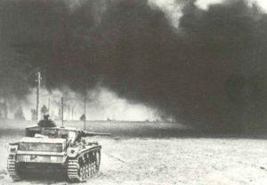 PzKpfw III der 2. SS-Division