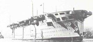 Flugzeugträger Argus