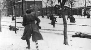 Russische Soldaten rücken Ende November wieder in Rostow ein