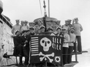 Besatzung von HMS Utmost