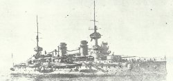 Schlachtschiff 'Gaulois'