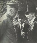 Reichskanzler von Bethmann-Hollweg