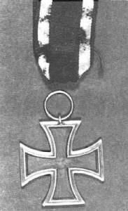 Eiserne Kreuz II. Klasse von 1813