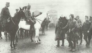Mackensen in Bukarest