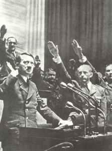 Hitler erklärt USA den Krieg