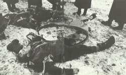 Totes Besatzungsmitglied