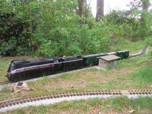Baureihe 03.10 Stromliniendampflokomotive