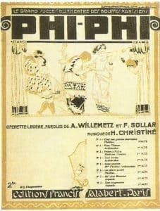 Lieder aus einer Operette