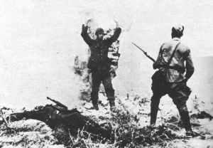 Verteidiger von Mosdok kapituliert.