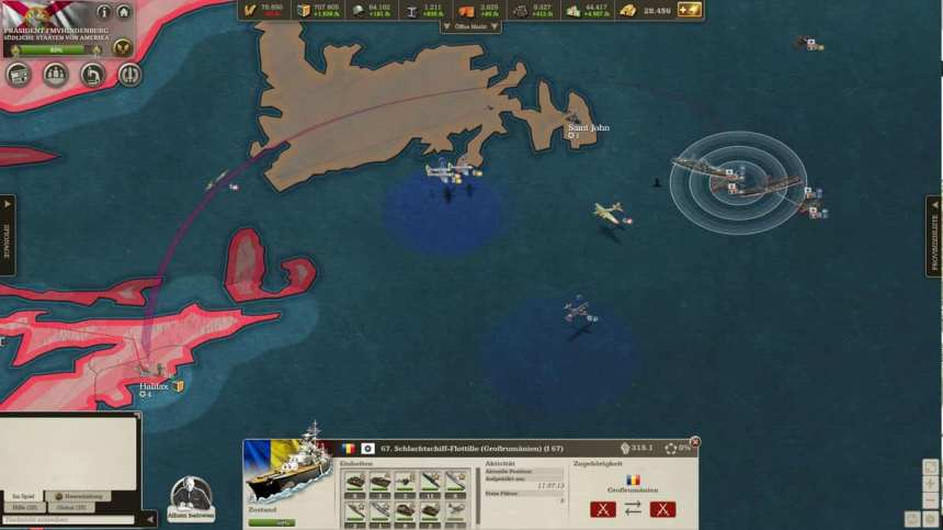 Tag 62 Atomangriff auf Flotte