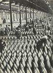 englische Munitionsfabrik
