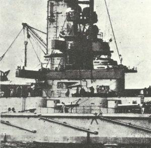 Kommandoturm Kaiser-Klasse