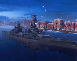 WoW – Schlachtschiff Kaiser