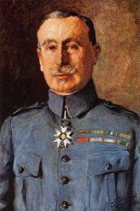General Robert Nivelle