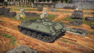 Jagdpanzer 4-5 'Kanone'