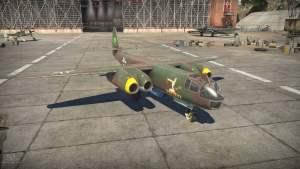 Arado Ar 234 C-3 in War Thunder