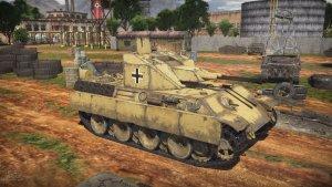 Fla-Panzer Coelian in War Thunder