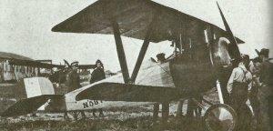 Nieuport XVII