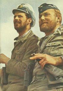 Kommandant und Obersteuermann