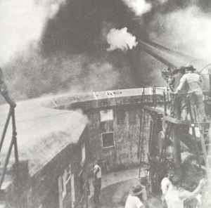 Schwere US-Festungsartillerie auf Corregidor