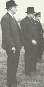 Lord Charwell und Churchill