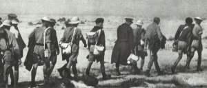 Britische Kriegsgefangene Nordafrika